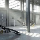 Gorgeous Evermotion Home Gym Former Warehouse