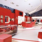 Great Design Interior Ferrari Factory Store