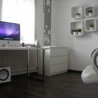 Modern Home Office Mac Desk Inspiration