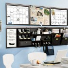 Home Office Wall Storage Design