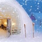 Amazing Ice Hotel, de Glace Canada