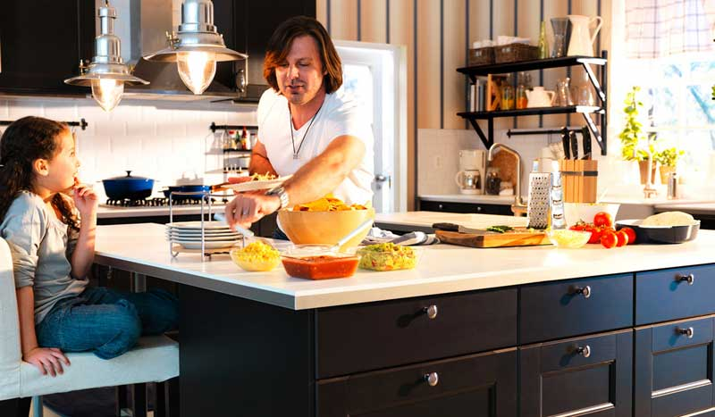 IKEA Kitchen Design for Small Space 2011