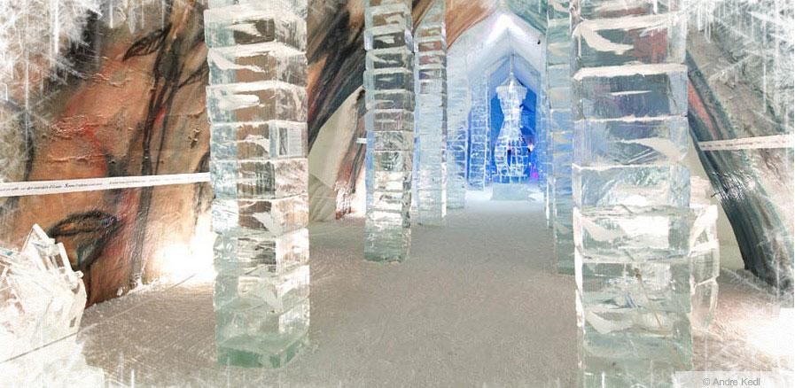 Ice Pole Like Crystal Ideas