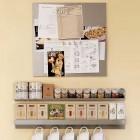 Kitchen Spices Wall Storage
