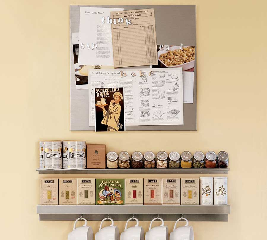 Kitchen Spices Wall Storage