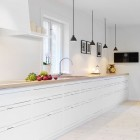 Matt White with Ash Contemporary Kitchen