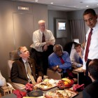 Meeting and Dining Area Air Force One