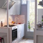 Minimalistic Kitchen Design IKEA 2011