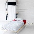 Minimalistic White IKEA Bedroom Ideas