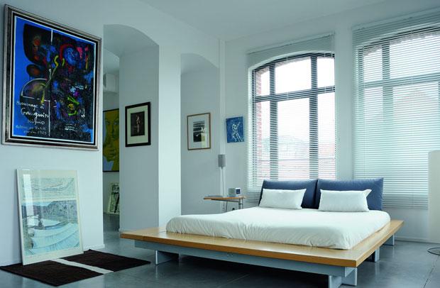 Modern Bedroom Loft in France