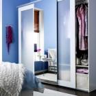 Modern Blue Bedroom From IKEA
