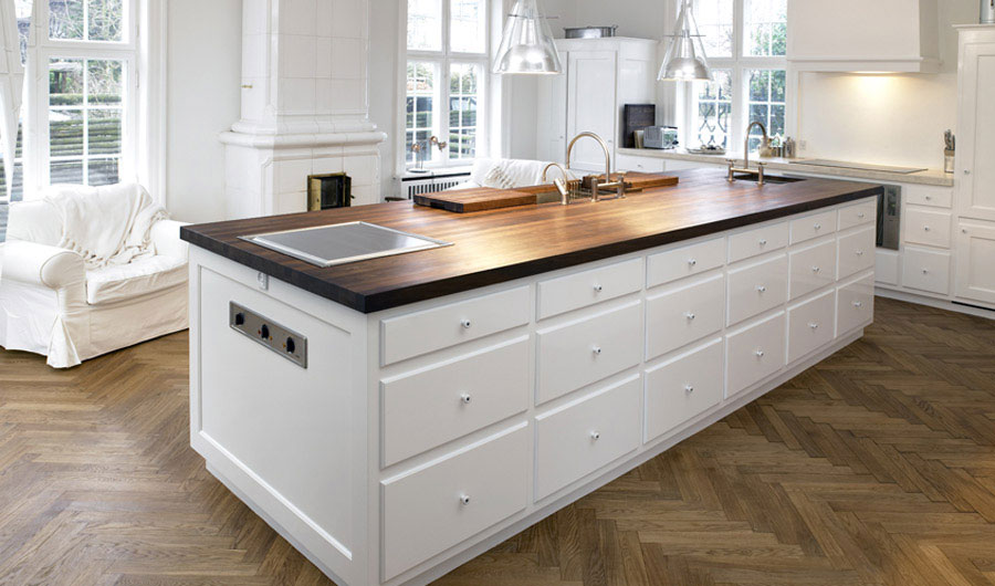 Modern Countertop Design Ideas