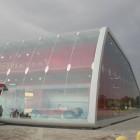 Modern Ferrari Factory Store, Serravalle Scrivia (Italia)