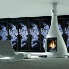 Modern Fireplace Design by Palazetti