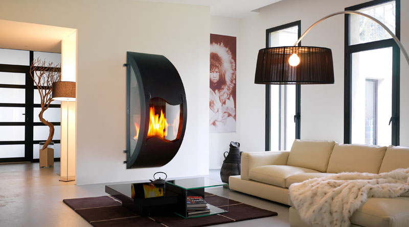 Modern Fireplace Mantels in Wall | Design Ideas | Interior Design ...