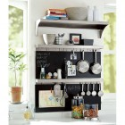 Modern Home Kitchen Storage Organization