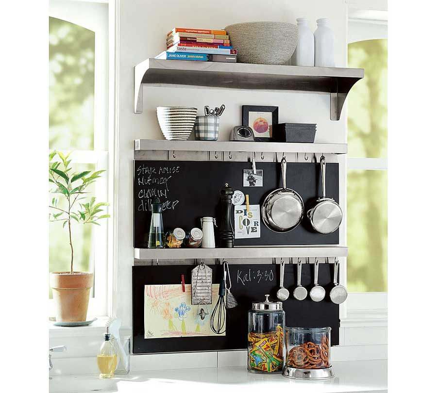 Kitchen Storage And Organization: Modern Home Kitchen Storage Organization
