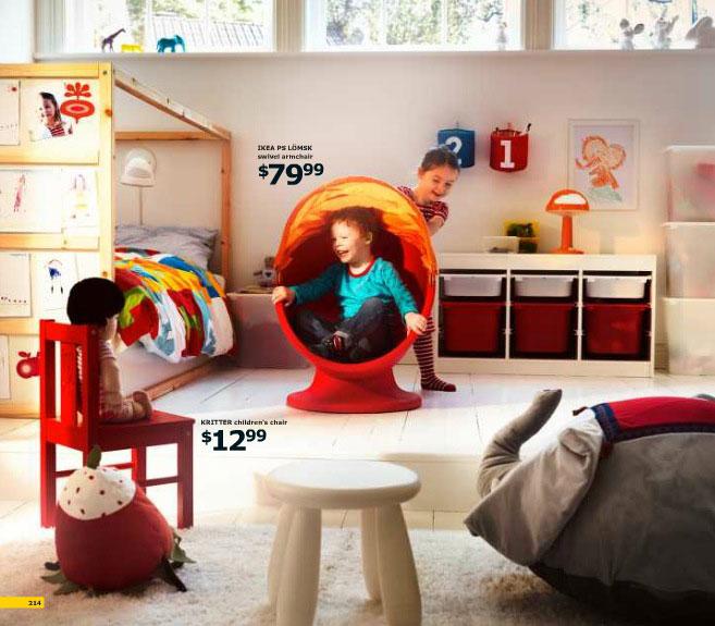Modern IKEA Kid Play Room Inspirations