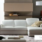 Modern Living Room Furniture with Stylish Lamp