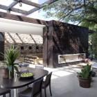 Modern Loft with Outdoor Indoor Design