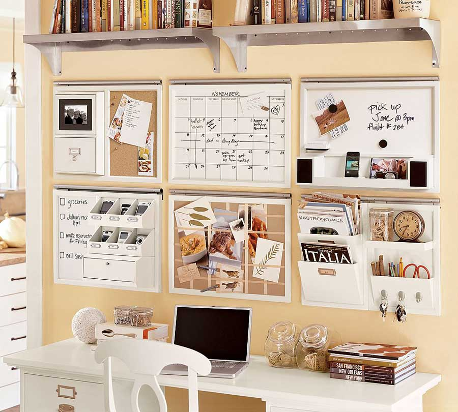 Mom Stationary Storage Inspirations