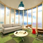 New AOL Creative Office Meeting Room
