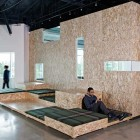 New AOL Creative Office use Honest Materiality