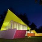 Nice Lighting Shelter Island Pavilion