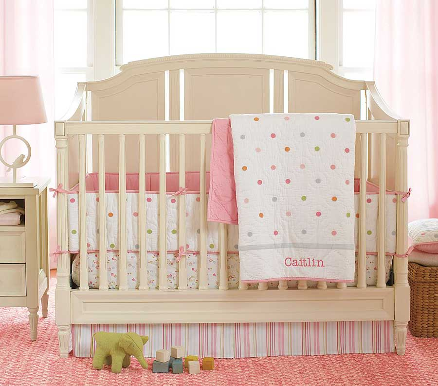 Baby Crib Design And Ideas Pink ...