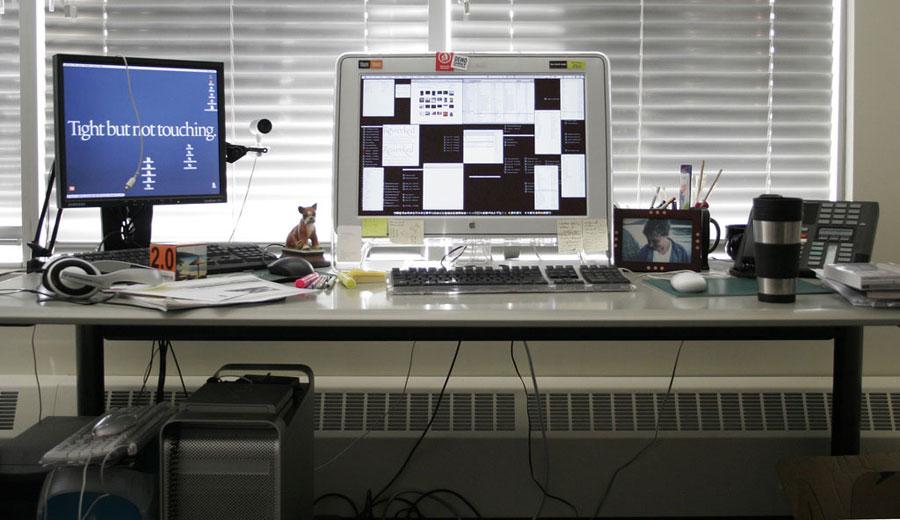 Programer Computer Desk Setups - Interior Design Ideas