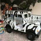 Safari Jeep Beds for Boys