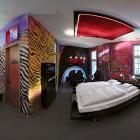 Safari Tuning Bedroom Hotel Themed