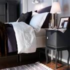 Single Bedrooom with Light Sleep from IKEA