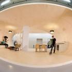 Skate Board House Concept Etnies