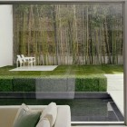 Sliding Doors Urban Garden Design