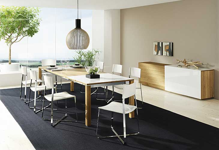 Contemporary Dining Room And Furniture
