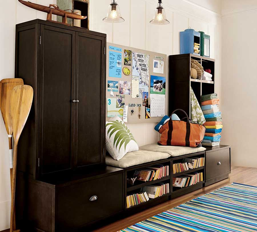 Teenage Storage Closet Ideas