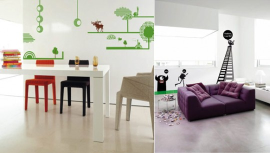 Tree Wall Sticker Print Designs