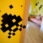 Unique Video Game Pacman Wall Decor