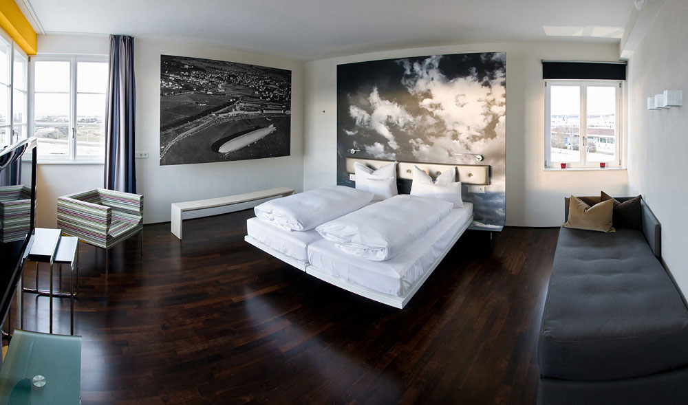 V8 Hotel Tower Suite Level