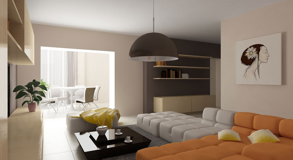 . Modern and Classy Living Rooms Inspiration   Living Room Design