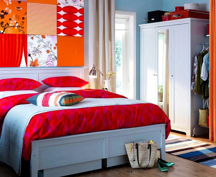 White mix Bright Color IKEA Design