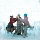Fancy Ice Hotel Quebec City
