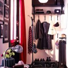 2012 IKEA Storage Closet Organization