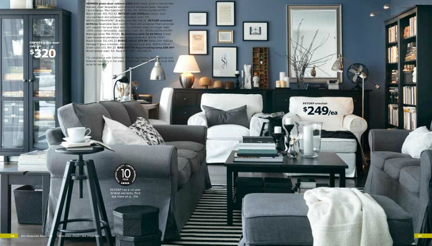 Remarkable Blue and Grey Living Room 880 x 502 · 103 kB · jpeg