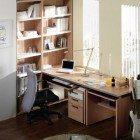 Awesome Large Student Furniture with Study Lamp