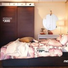 Awesome Traditional Bedroom from IKEA 2012