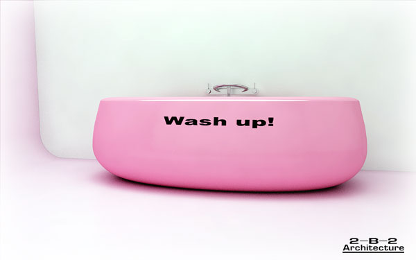 Beautiful Pinky Bathtub Ideas