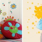Beautiful Princes Wall Stickers for Girls Bdesroom