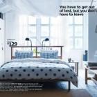 Beautiful White IKEA Atic Bedroom Design Ideas